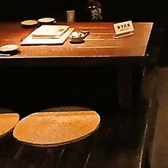 お座敷のお席です。