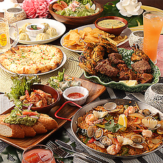 Oriental Ethnic Table じゃぽん JAPON 大塚店の写真