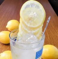 凍ったレモンがそびえたち飲オアクト大★