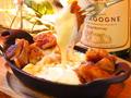 料理メニュー写真特製チーズダッカルビ