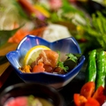 料理メニュー写真【数量限定コース】料理全7品飲み放題付4500円→【3000円】