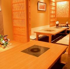 お部屋は「隠れ家・松」と呼んでいます。8~10名様でご利用いただけます