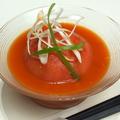 料理メニュー写真数量限定!賀茂トマトキムチ
