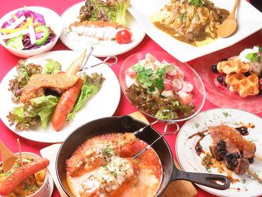 大名洋酒場 串焼きバル Aceのおすすめ料理1