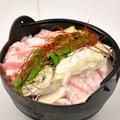 料理メニュー写真イタリア産豚のキムチ鍋