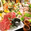 人気の宴会コースは飲み放題付2980円~◎あったかお鍋&新鮮なお刺身を贅沢に使用!会社宴会・接待・女子会・合コン・誕生日会・飲み会等各種ご宴会に◎。お得な飲み放題付コースも多数ご用意。広々個室も多数ございますので、ごゆっくりとご宴会をお楽しみください。