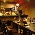 ◆完全個室【ヒミツのジュンプウ】◆1階昭和通リ炭焼酒場純風の地下にヒミツの階段があります!一切他のお客様に会わない完全隠れ家な個室になります!専用お手洗いも有り!