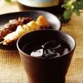 お酒好きの人にはたまらない「日本酢呑み比べセット」「梅酒呑み比べセット」有!お好きな銘柄を三種類お選びいただけます。まだ試したことのない銘柄もこれを機に愉しむのも良いかも◎(青葉台・個室・居酒屋・飲み放題・合コン・女子会・貸切)