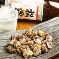 料理メニュー写真宮崎鶏もも焼き(塩)