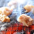 料理メニュー写真道産塩ホルモン(豚・大腸)
