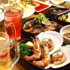 個室Dining 鉄板焼 ロドリゲスのおすすめ料理1