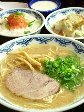 博多麺房 赤のれん 丸ビルのおすすめ料理1