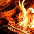 料理メニュー写真金華トロ鰹の藁焼き ~塩たたき~