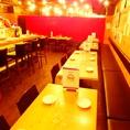 みんなでワイワイできるカジュアル空間☆肉宴会・女子会・記念日・貸切に♪ 【柏×誕生日×記念日×女子会×肉×チーズ】