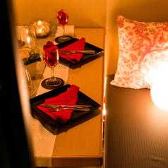 各種ご宴会などに♪落ち着いた空間です☆コンパ、女子会、誕生日にオススメの部屋はお早目にご予約を!