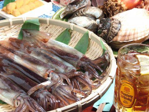 水産会社直送の生うにが売り!市場よりも低価格でご提供!酒好き、魚好きな通が集う店