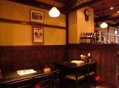 博多麺房 赤のれん 丸ビルの雰囲気3