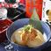 料理メニュー写真● 鯛出汁で炊いた大根の魚味噌添え