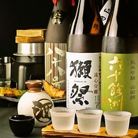 ■北千住随一の品揃え■選りすぐりの日本酒!