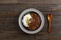 料理メニュー写真TSHスパイスカレー