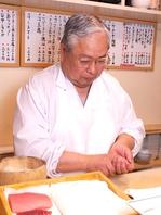 自然体なお寿司屋さん