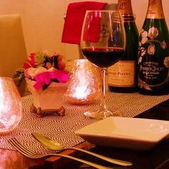 全席テーブル&ソファー個室なのでデートや女子会利用にオススメ☆