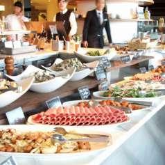 ザ キッチン サルヴァトーレ クオモ The Kitchen Salvatore Cuomo 名古屋駅店の特集写真