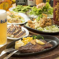 酒 鉄板 肉酒場 ローバーのおすすめ料理1