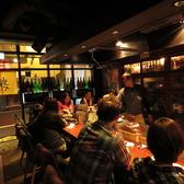 鉄焼酒房 蜂ヤ 中新地店の雰囲気2