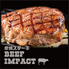 ビーフインパクト BEEF IMPACT 平岡店のロゴ