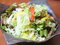 料理メニュー写真大根梅サラダ・和風海藻サラダ・オニオンスライス
