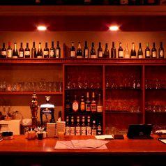 ドリンクの種類も豊富★ワインだけではなくサングリアやに日本酒カクテルも女性に人気です♪