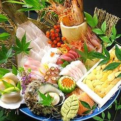 さかな料理と地鶏 侍 北野坂店