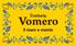Trattoria Vomero トラットリア ヴォメロ イルマーレエモンテ 渋谷ヒカリエのロゴ