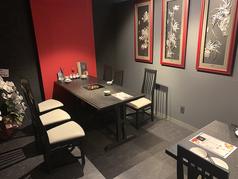 中華薬膳火鍋専門店 シャングリラ SHANGRILAの雰囲気3