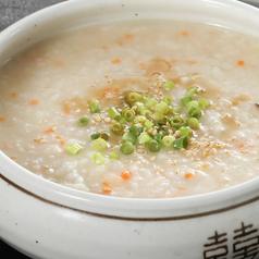 料理メニュー写真野菜粥 / コムタン粥