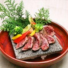 料理メニュー写真特選 牛ヒレステーキ