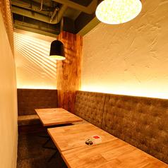 イタリアン ピザ ペアリングバー 六本木店の雰囲気1