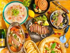Ocean Table Cafeのおすすめ料理1
