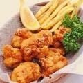 料理メニュー写真地鶏のフリット