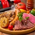 料理メニュー写真GABURICOの肉盛りプレート