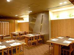 新潟グランドホテル 日本料理レストラン 静香庵の雰囲気1