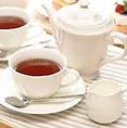 アールグレイ、ダージリン、コーヒーetc…カフェドリンクも御用意しております。