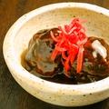 料理メニュー写真名物!!一力玉【赤玉】(中華風)やっぱり肉団子には甘酢あ!正統派には赤玉。