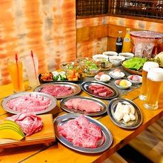 炭火焼肉 十一 駒沢大学店のおすすめ料理1