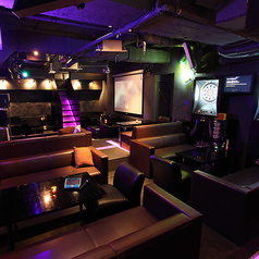 Bar Glamb バーグラム 新宿歌舞伎町店の雰囲気1