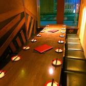 堀ごたつ・ソファー・テーブル席とあらゆるタイプの個室をご用意♪様々な飲み会でご利用いただけます!!