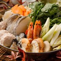旬の料理多数を飲み放題付きコースで楽しむ◎宴会に!