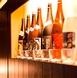 ◆自慢の料理と併せて味わうこだわりの日本酒・焼酎◆