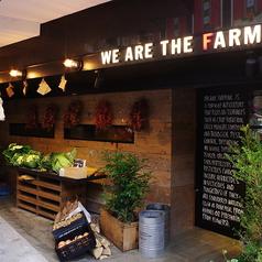 WE ARE THE FARM ウィーアーザファームの雰囲気1